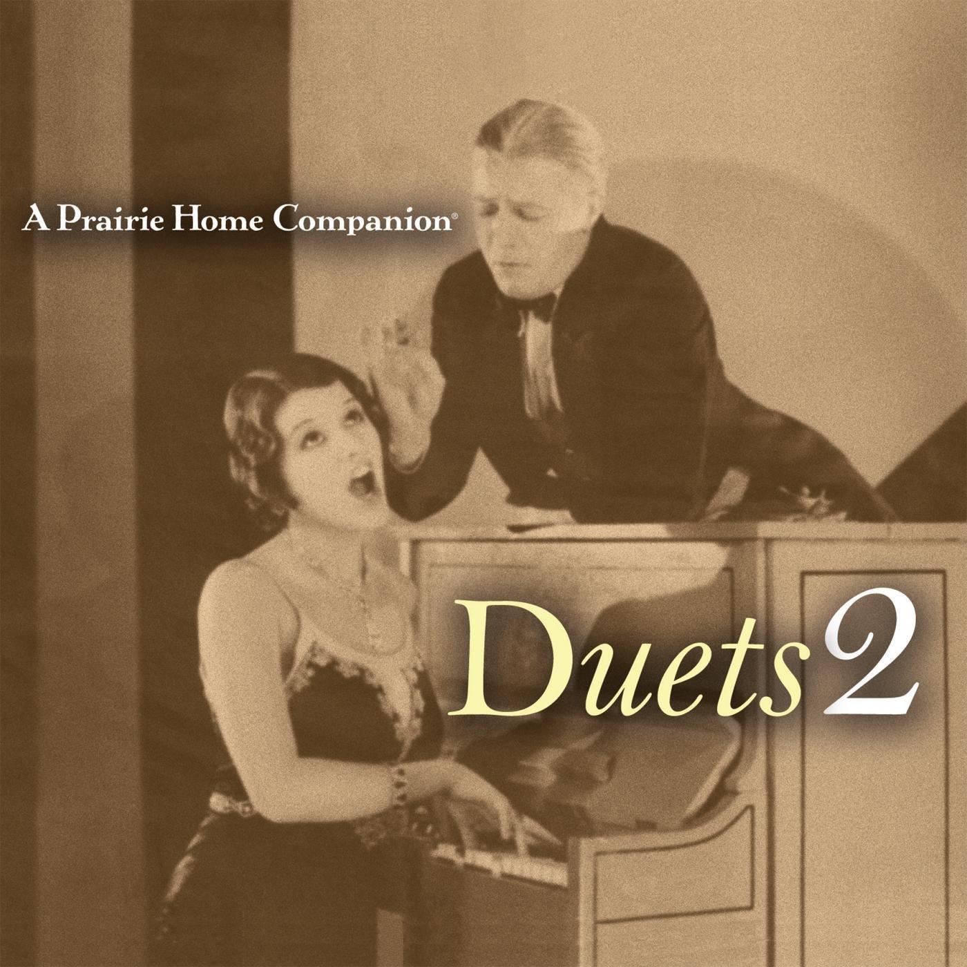 Author/geoffrey Garrison/page/2 >> A Prairie Home Companion Duets 2 Garrison Keillor