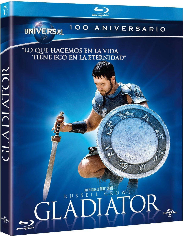 Gladiator - Edición Realidad Aumentada [Blu-ray]