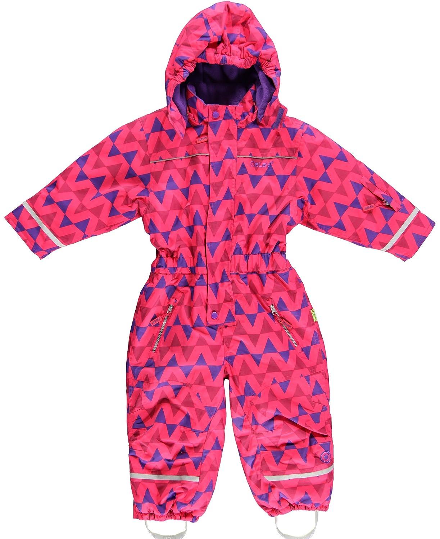 Skianzug 1130477 Schneeanzug pink bunt Schneeoverall Skianzug CeLaVi, wasserfest WS500,atmungsaktiv ,windicht