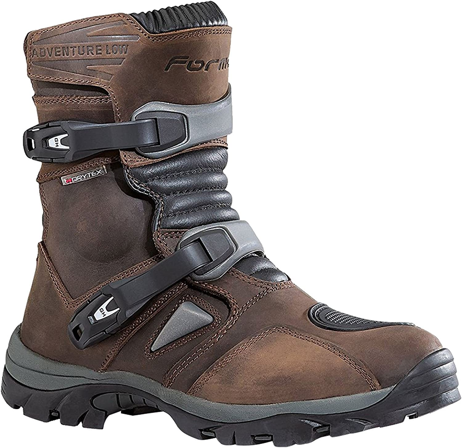 FORMA Adventure Low WP CE Approved Motorcycle Boots Brown