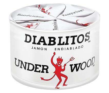 Diablitos Underwood Jamón Endiablado Venezuela (115 gr)
