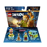 LEGO Dimensions Team Pack Scooby Doo - Scooby Doo Edition