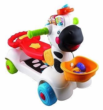 Amazon.com: Vtech Infantil – cebra Scooter: Toys & Games