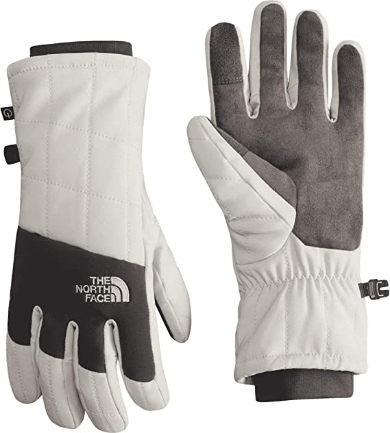6040500f2 The North Face Women's Pseudio Insulated Gloves - rainy day ivory, ...