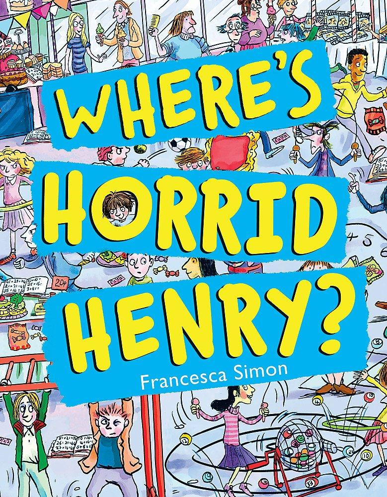 Where's Horrid Henry? pdf