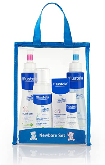 Mustela Newborn Gift Set: Amazon.ca: Luxury Beauty