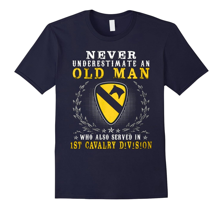 1st Cavalry Division Tshirt-TH