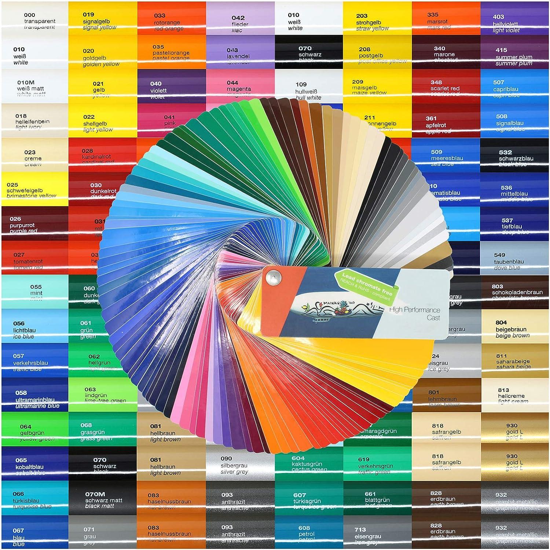 Finest Folia 8 05 M 5m High Performance Cast 751 C 500 Cm Plotterfolie Autofolie Gegossene Folie 000 Transparent 31cm Küche Haushalt