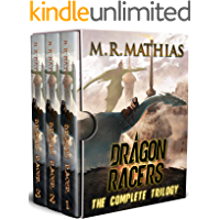 Dragon Racers: The Complete Trilogy