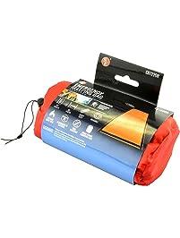 SE EB122OR 84-Inch X36-Inch Orange Heavy Emergency Sleeping Bag