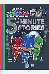 PJ Masks 5-Minute Stories Kindle Edition