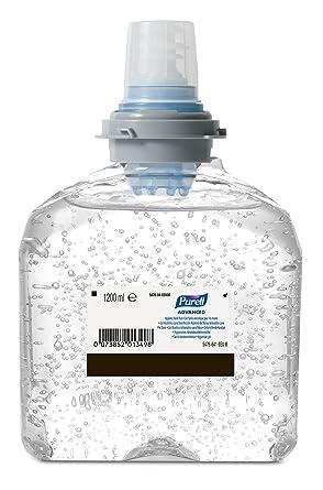 Purell 5476-04-EEU00 - Gel alcohólico para desinfección higiénica de manos, 1200
