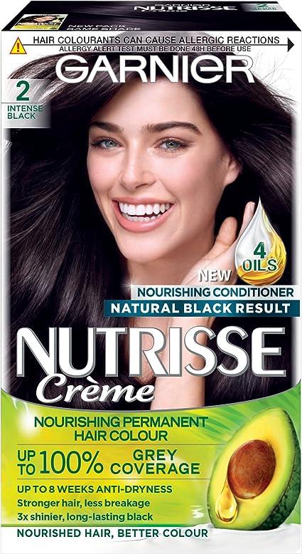 Garnier Nutrisse 2 - Tinte para el cabello permanente ...