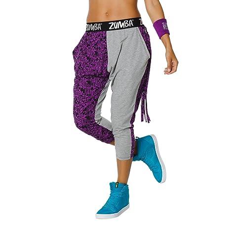 nuovo prodotto dd74d f41f8 Zumba Fitness Two Tone Dance Pantaloni