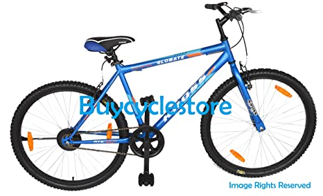 29efaa808b3fb Image Unavailable. Image not available for. Colour  Kross Globate 26T  Single Speed Mountain Cycle ...