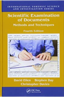 forensic dating of documents