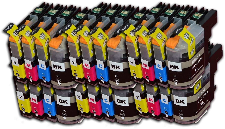 24, no Oem compatible con Brother LC123 Cartuchos para impresora ...