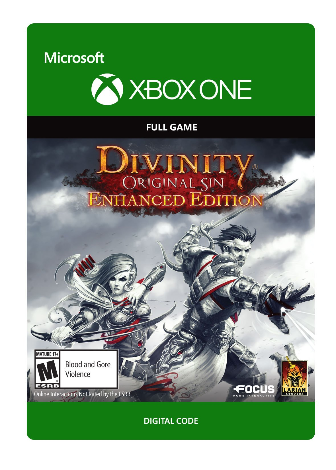 Divinity Original Sin: Enhanced Edition - Xbox One Digital Code