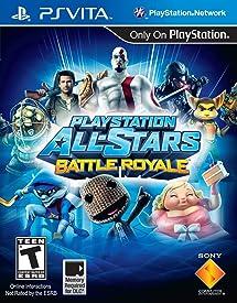 PlayStation All-Stars Battle Royale: PlayStation     - Amazon com
