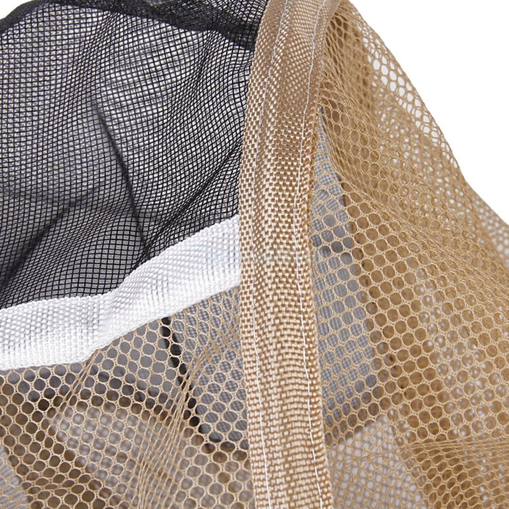 Kocome Beekeeper Beekeeping Veil with Round Cowboy Hat - Anti Mosquito Bee Insect - Head Face Protector by Kocome (Image #5)
