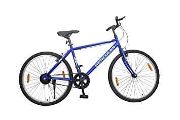 Hercules ACE RF 26T Single Speed Adult Cycle Victor Blue  Cycles