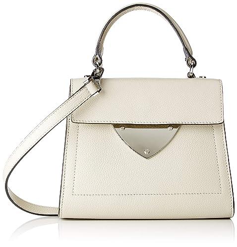 2db7c4c977 Coccinelle B14 E1 C05 55 77 01, Women's Shoulder Bag, Beige (Seashell)