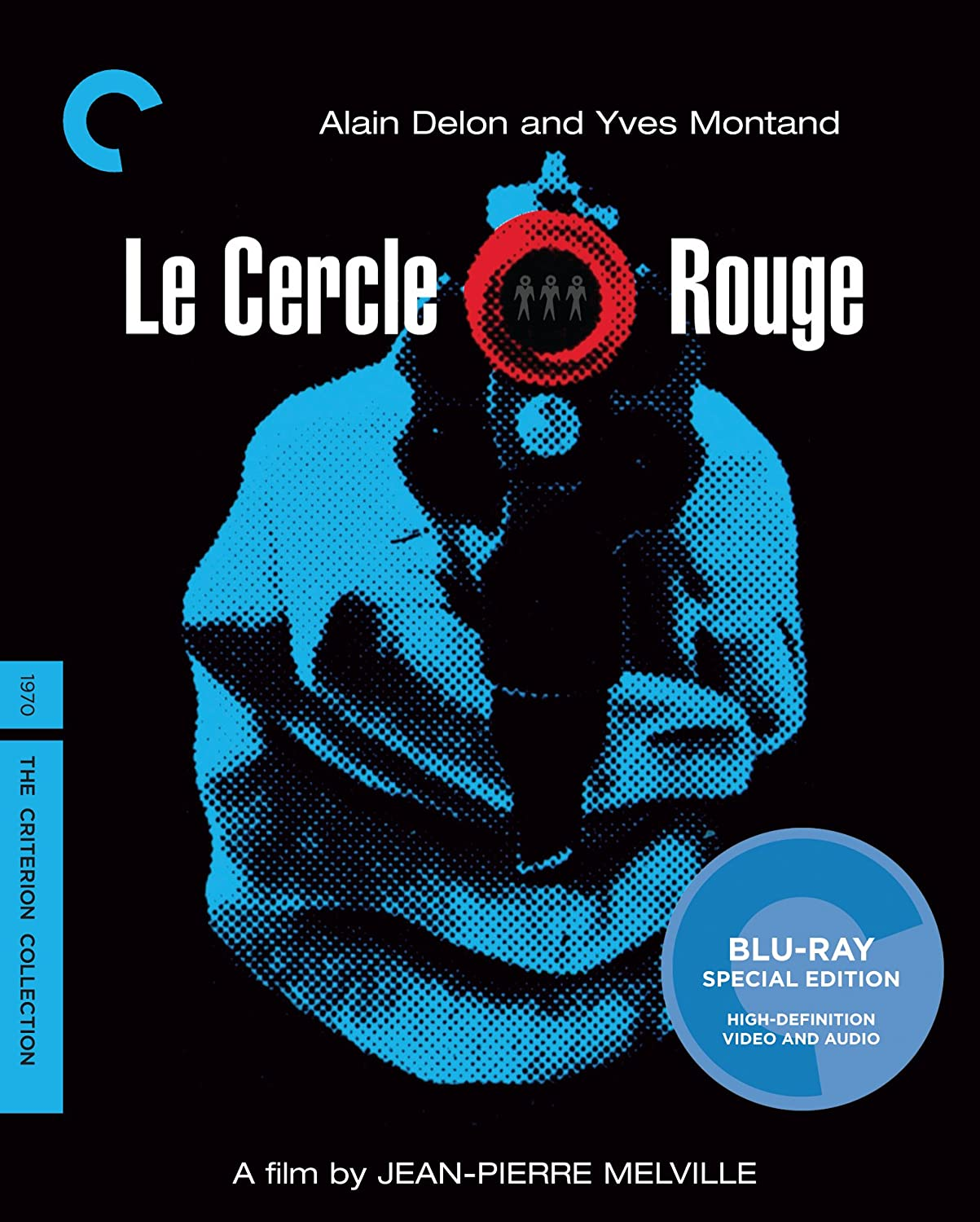 Le Cercle Rouge (The Criterion Collection) [Blu-ray] B004JOBATI