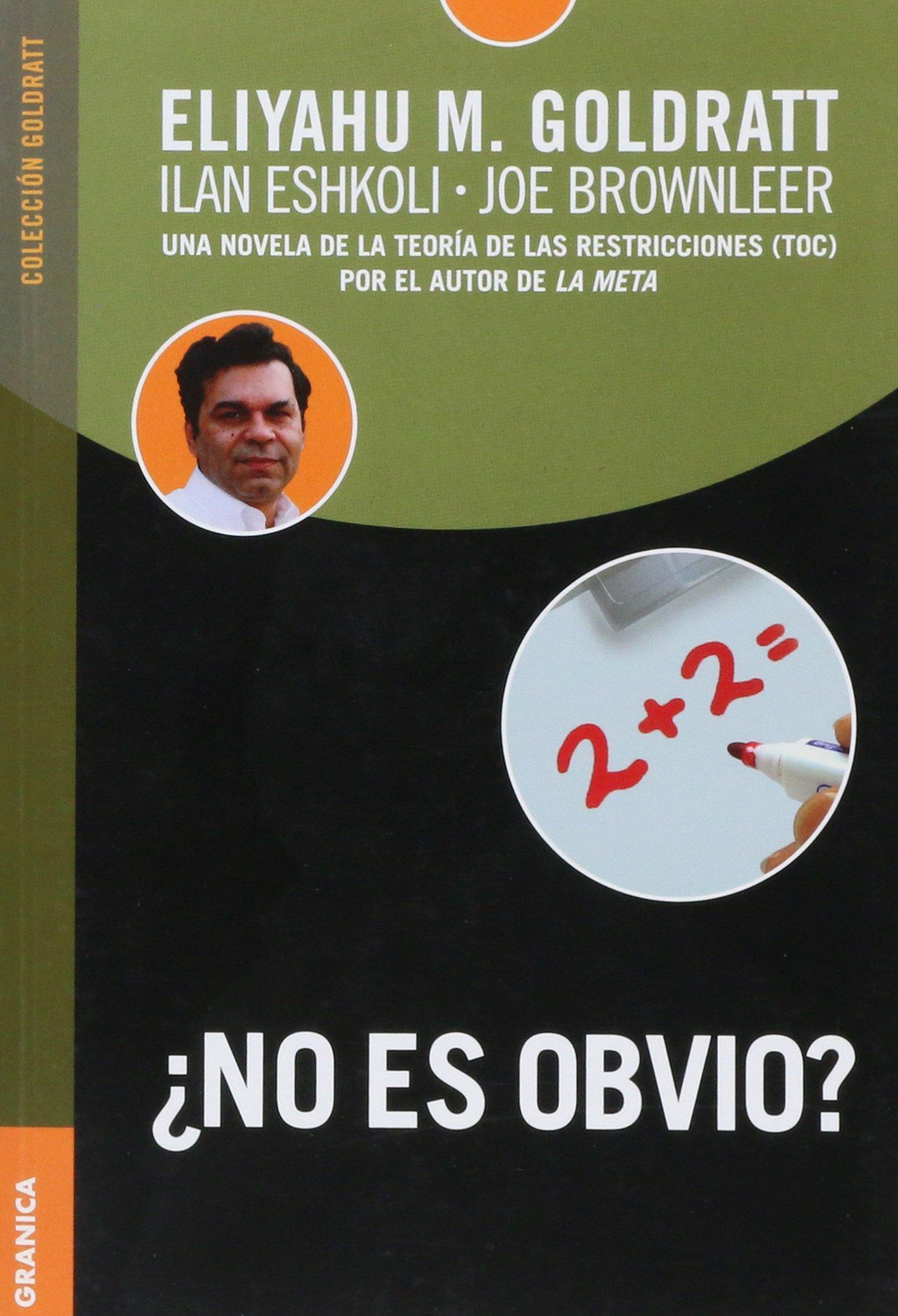 (spanish Edition): Eliyahu M Goldratt: 9789506415761: Amazon: Books