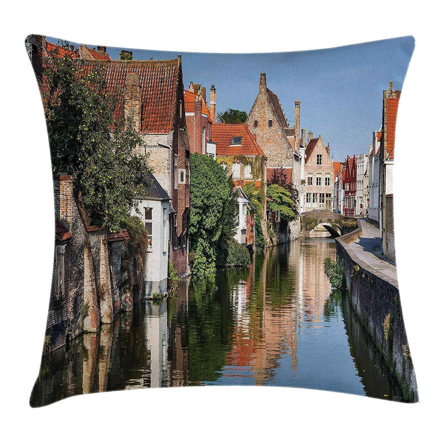 Waterways//Canals Heritage  100/% Cotton Tea Towel Lovely Gift.