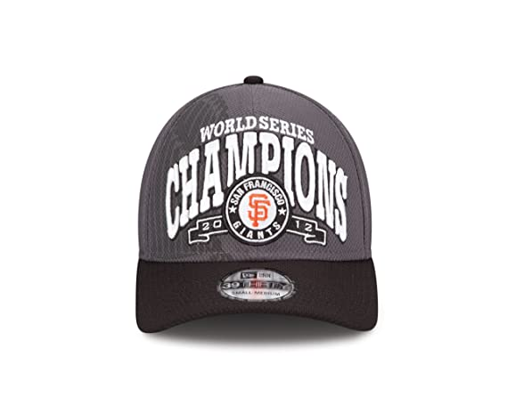 2557c692528 Amazon.com   MLB San Francisco Giants World Series Champions Locker Room  39Thirty Cap