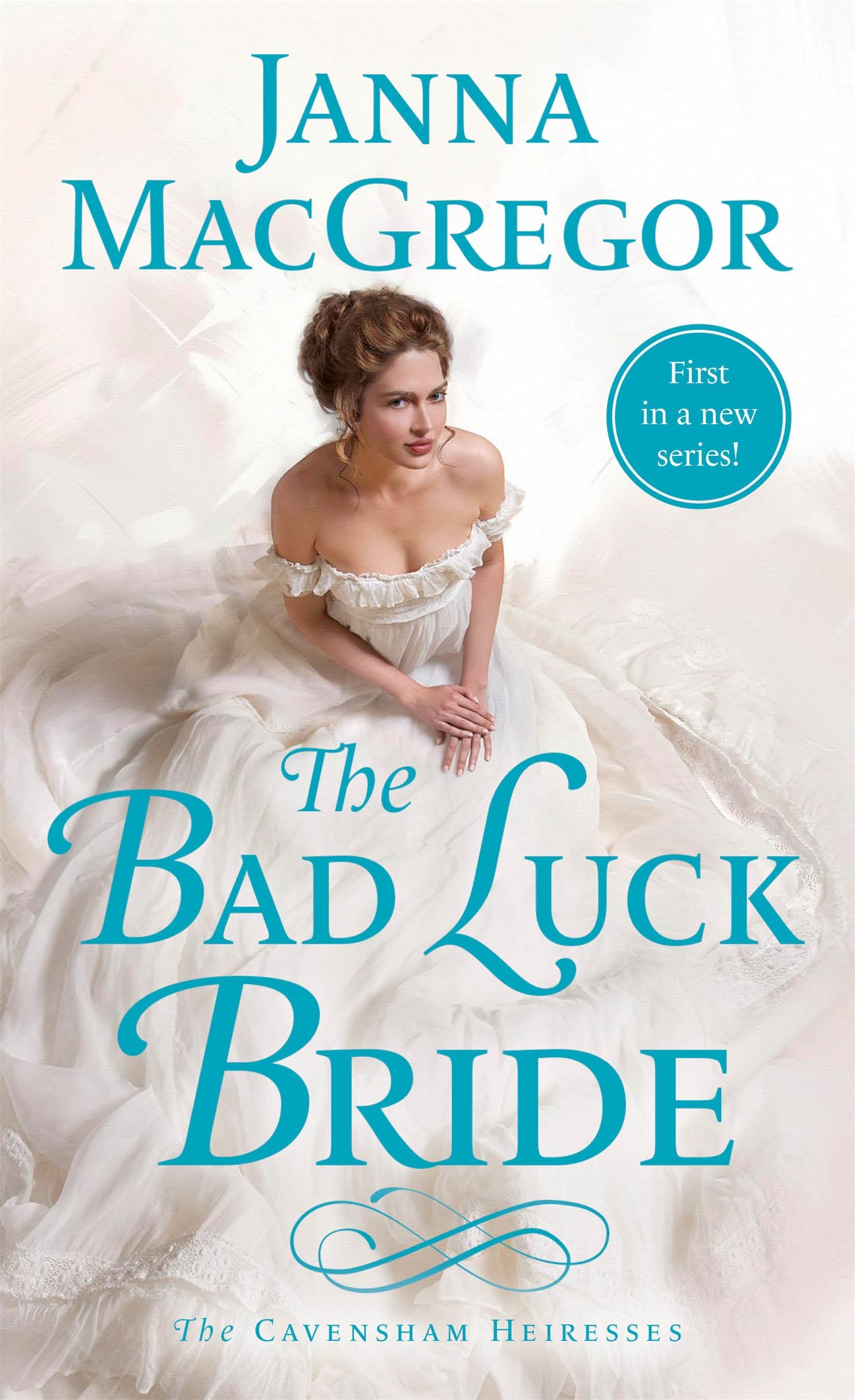 The Bad Luck Wedding Dress (Bad Luck Brides Book 1)