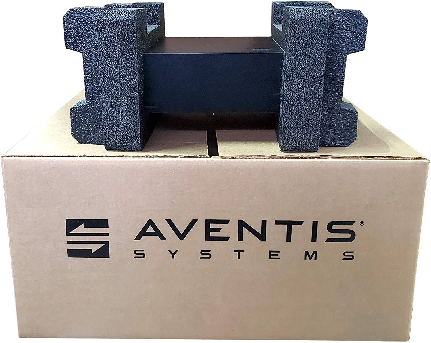 AVENTIS Adjustable Foam PC Packaging for Safely Shipping Tower Desktops