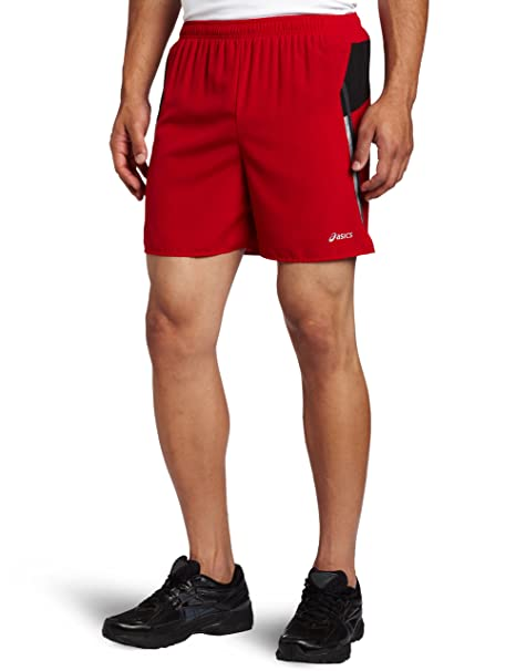 dddaa7e16f2 Amazon.com : Asics Men's 5-Inch Short : Running Shorts : Sports ...