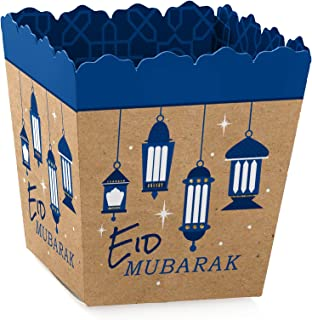 product image for Ramadan - Party Mini Favor Boxes - Eid Mubarak Treat Candy Boxes - Set of 12