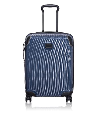 ea2046585d5c TUMI - Latitude International Slim Hardside Carry-On Luggage - 22 Inch  Rolling Suitcase for Men and Women