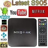 Amazoncom T96 Mxq Pro 4k Android 71 Tv Box S905x Quard Core 1g8g