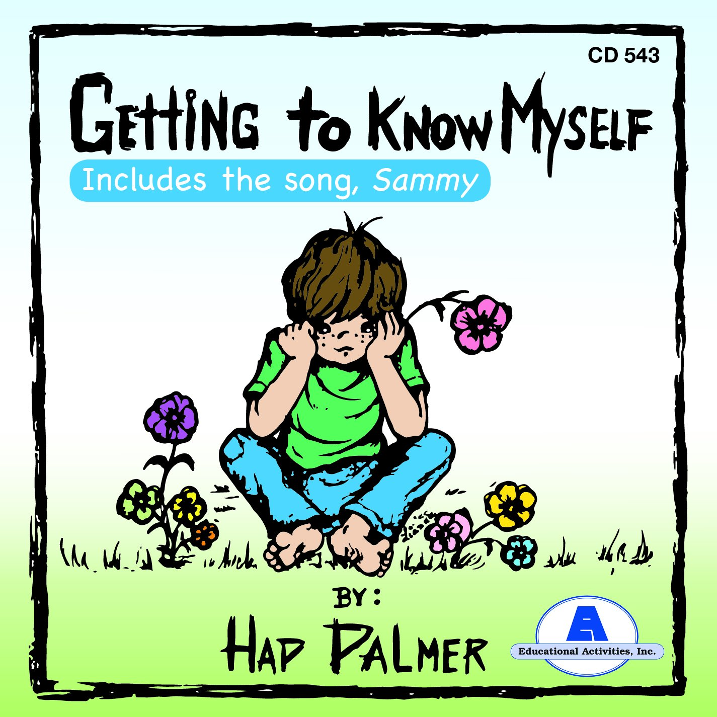Getting to Know Myself by Constructive Playthings