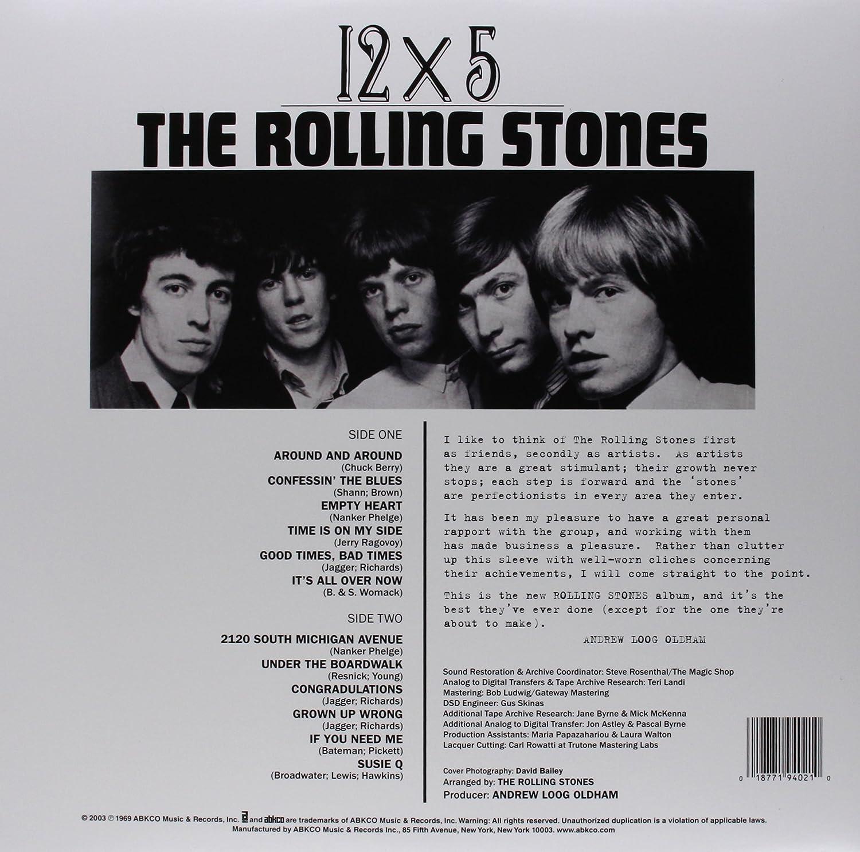 Bildergebnis für fotos von der rolling stones lp 12x5