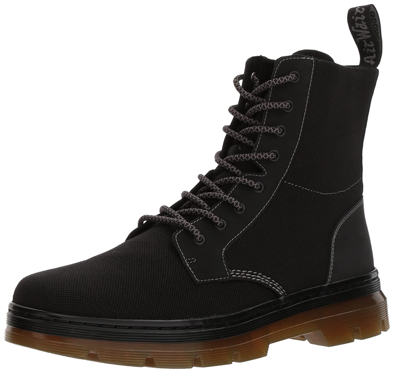 Dr. Martens Combs II Black Fashion Boot B072K8GM3L 12 Medium UK (US Men's 13 US)|Black