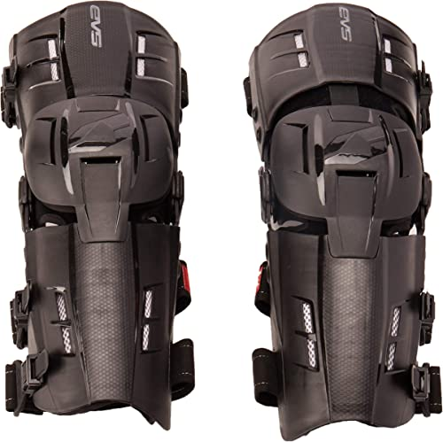EVS Sports RS9-BK-LP Men's Knee Brace