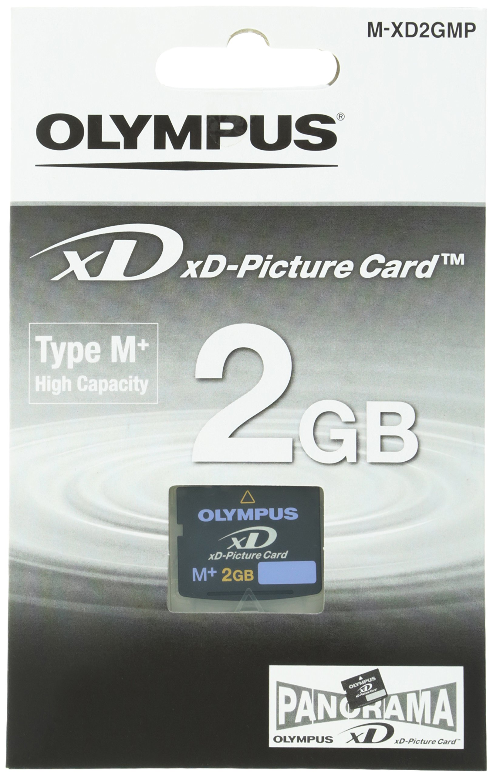 OLYMPUS 2GB XD Picture card Type M+ Retail Package by Olympus