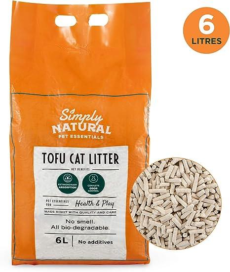 Simply Natural Arena para Gatos de Tofu Arena para Gatos 100 ...