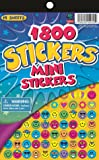 Eureka Stickerbook - Mini Stickers Learning Playground Sticker Book
