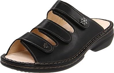 873e498a8c970e Finn Comfort Damen Menorca-Soft Pantoletten  Amazon.de  Schuhe ...