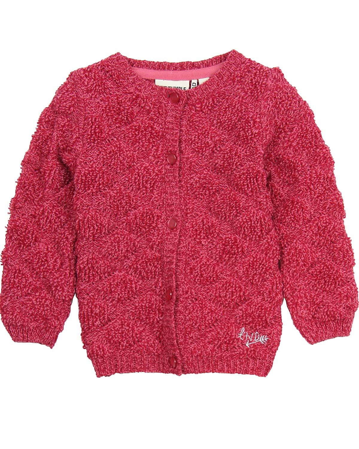 2 Sizes 18M Tumble n Dry Baby Girls Cardigan Fileine