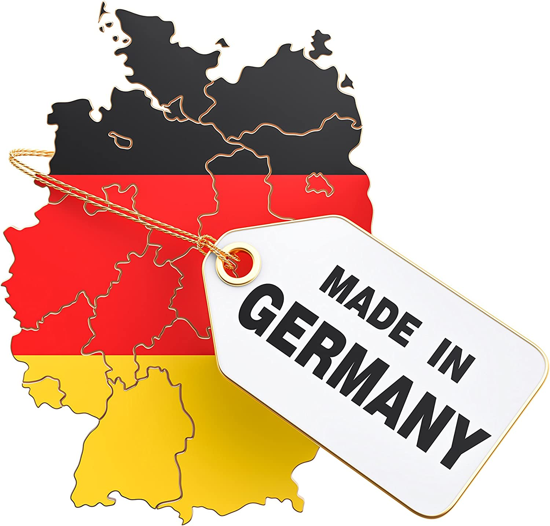 /& Mrs ANKERPUNKT portachiavi con incisione Mr coppia in pelle amore regali anniversario matrimonio fatto a mano in Germania marrone scuro usato look