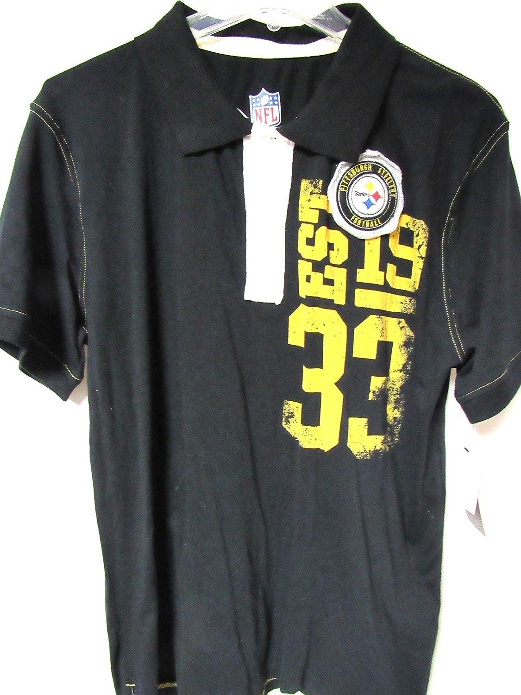 e9aca134c29 Pittsburgh Steelers Mens Polo Shirts - Nils Stucki Kieferorthopäde