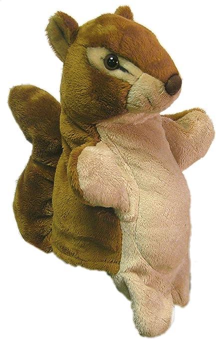 Sycomore - Marioneta Ardilla (PEL60063): Amazon.es: Juguetes y juegos