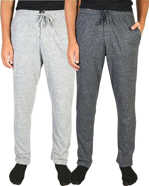 Amazon Com Beverly Hills Polo Club Para Hombre Tacto Suave Pijama Ropa De Dormir Pantalones 2 Unidades Xl 40 42 Negro Gris Clothing
