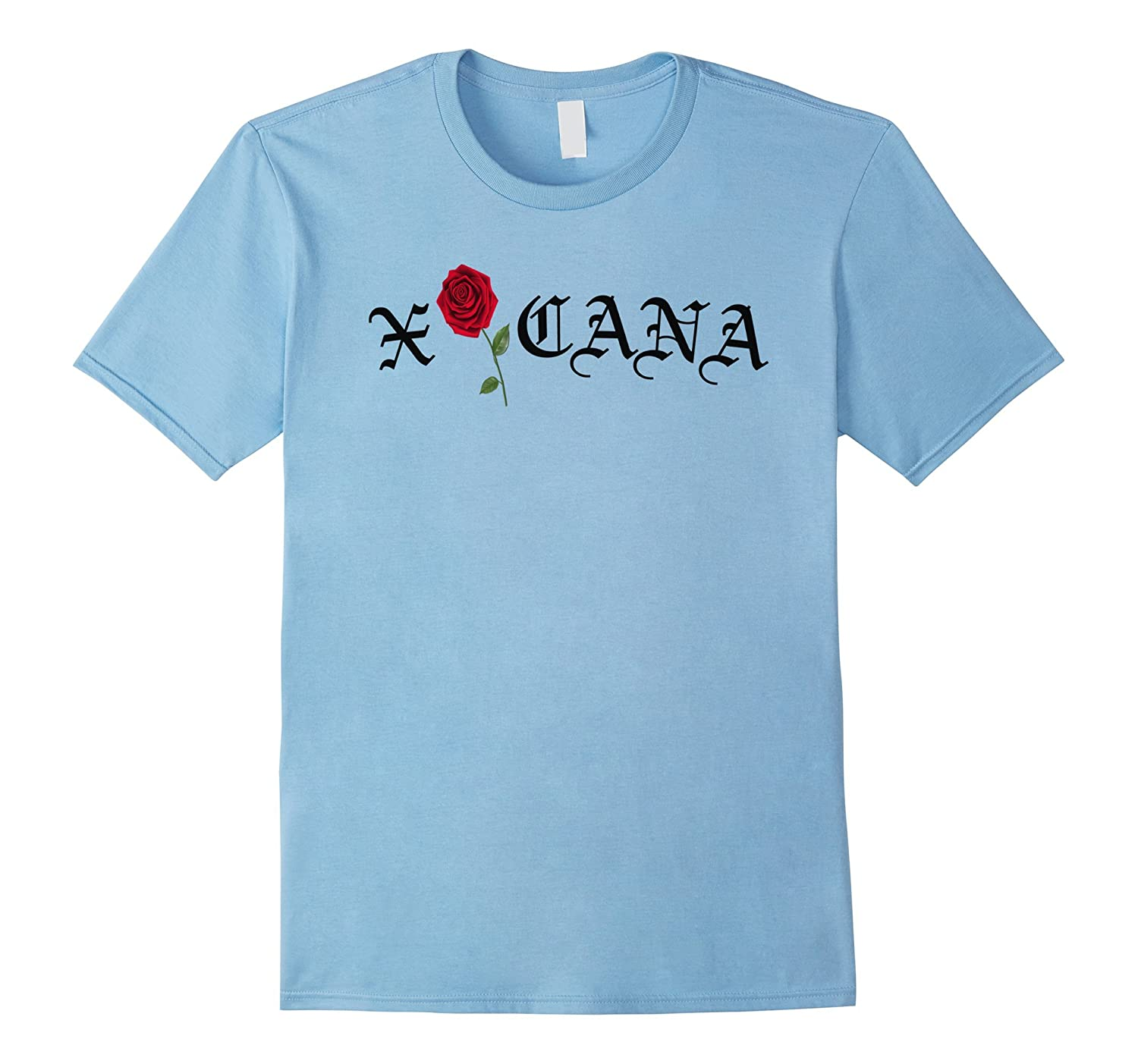 Chicana Xicana Pride T-shirt-Art